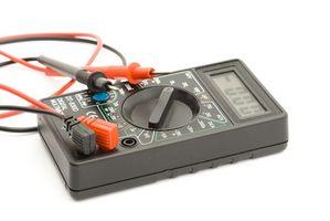 Hvordan sjekke en løpetur eller en Start-kondensator