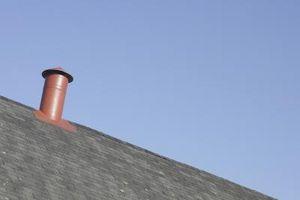Hvordan koble Vent Kanaler til en Roof