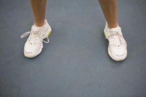 Hvordan få Mugg lukt fra Tennis Sko
