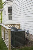 Hvordan Wire en Air Conditioner Kontaktor til en kondensator