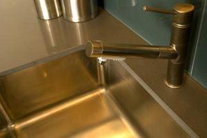 Slik fjerner Permanent Marker Fra Stainless Steel