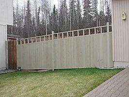 Slik installerer Enhver Wood Fence