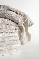 Hvordan Vask hvite håndklær