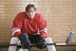 Hvordan du rengjør en Hockey Glove som stinker