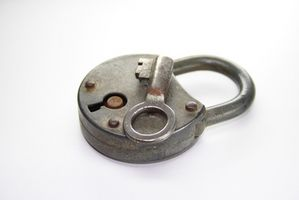 Hvordan låsesmed Antique Locks