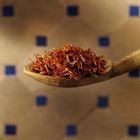 Hva Plant Betyr Saffron kommer fra?