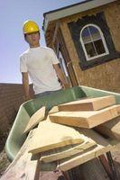 Hvordan Lim Parallel Wood Pieces