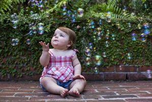 Er Ivy Planter Giftig for babyer?