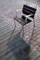 Hvordan erstatte Sand med mørtel på en Brick Patio
