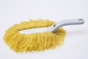 Hvordan kontrollere Støv i hjemmet ditt