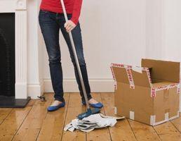 Hvordan lage hjemmelaget rengjøringsprodukter