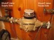 Hvordan finne en vannledning