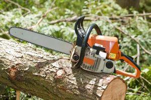Hvordan lage en Wood Slab av en trestamme