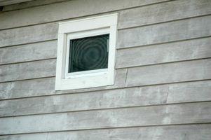 Hva er en Nylon vindu skjermen?