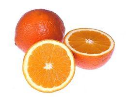blodappelsiner og sykdom