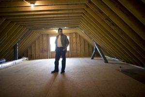 Gammel isolasjon asbest