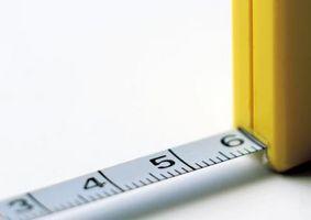 Hvordan måle for Making Vindu Valances & behandlinger