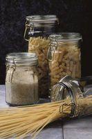 Hva bidrar til å rense Pots brukes til å koke pasta?