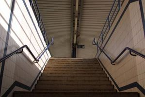 Hvordan fikse en trapp rekkverk Som Er Shaky