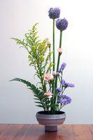 Hvordan å gjøre japanske Flower Arrangering & Hage