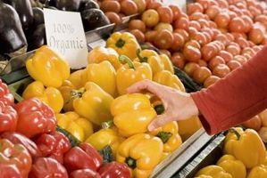 Hvordan Grow Golden Bell Peppers fra frø