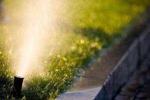 Hvordan endre en Pop-up Sprinkler