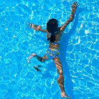 Vann Care for en Intex Pool
