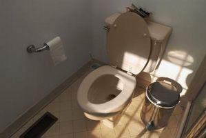 Hvordan fikse en bad Toilet Paper Holder som ikke vil Hold Tight