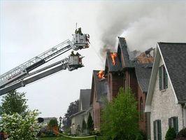 Hjem Rengjøring Tips for Etter en Brann