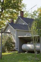 Måter å sjekke ditt hjem Propan Tank for Sikkerhet