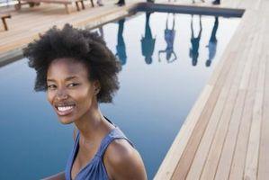 Hvordan bruke Salt heller enn Pool Chemicals