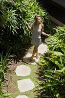 Hvordan lage din egen hage Stones