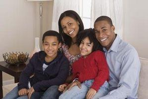 Hvordan lage et hjem sikkerhetsplan