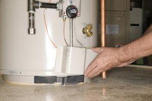 Skifte Elektriske Elements på varmtvannsberedere