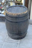 Juridisk ideer med en Whiskey Barrel