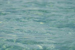 Slik fjerner Skum i svømmebasseng
