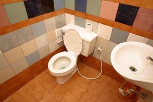 Hvor å Fastsette Kondens i et bad Vent Tube