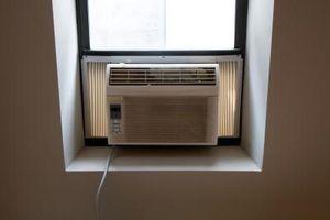 Hvordan måle et vindu for en Air Conditioner
