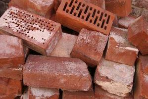 Hvordan lage en Brick Post