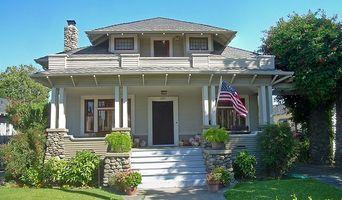 Innbrudd vs ran for California bungalow vs craftsman