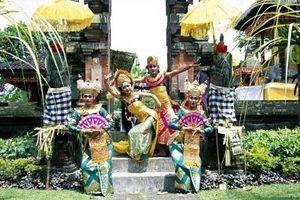 Balinesisk Garden Plants