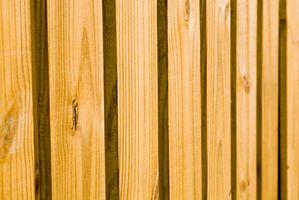 Problemer med Splitting i Cedar Fence spissede