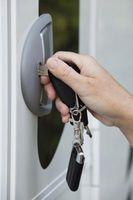 Hvor å låse Hus Doors