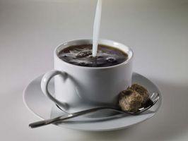 Hvordan vite om det er bly i Dine Kaffekopper