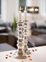 Hvordan få smeltet Candles Ut av en Glass Holder