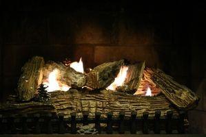 Hvordan finner jeg ut Safety for Gass Unvented Brann Logger?