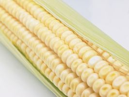 Hvordan Grow Corn Med Navy Beans
