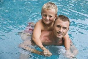 Slik unngår Foaming i svømmebasseng