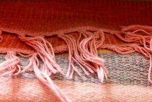 Hvordan få Fabric Paint Ut av en Rug