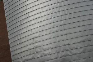 Galvanisert stål mot aluminium